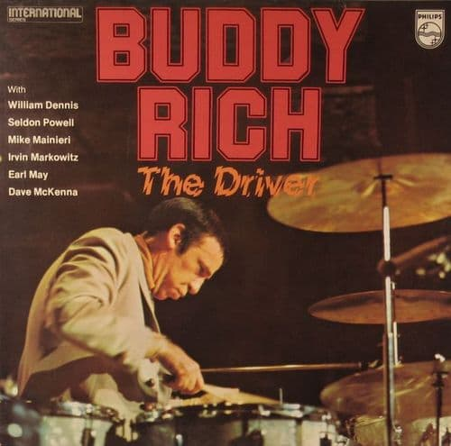 Buddy Rich<br>The Driver
